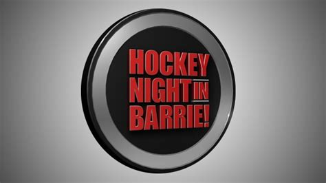 Giveaway In Hockey - hockey night in barrie giveaway ctv barrie news