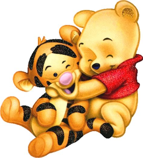 imagenes de winnie pooh que brillen winnie the pooh sticker for ios android giphy