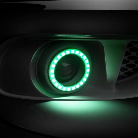 led lights when phone rings oracle lighting 174 chevy camaro 2017 colorshift led