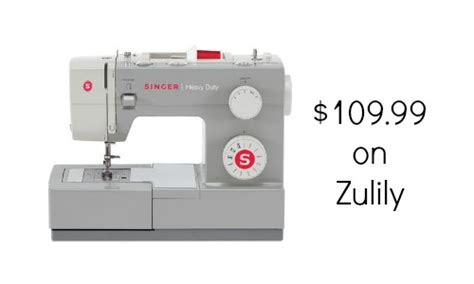 singer sewing machine sale zulily singer sewing machine sale more southern savers