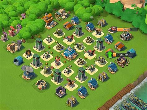 Base Layout Strategy Boom Beach | defensive strategies boom beach