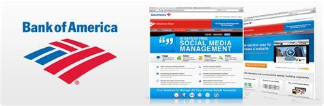 bank america website branding website and digital marketing umbrella media