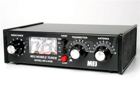Mfj 993 Brt Tuner Hf 300w mfj 945e mobile antenna tuner hf 6m 300w xmtr ant byp free delivery ebay