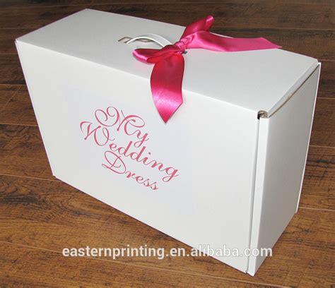 Wedding Box For Dress by Large Wedding Dress Box Wedding Dress Ideas