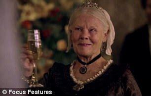 movie queen victoria judi dench dame judi dench appears as queen victoria in trailer