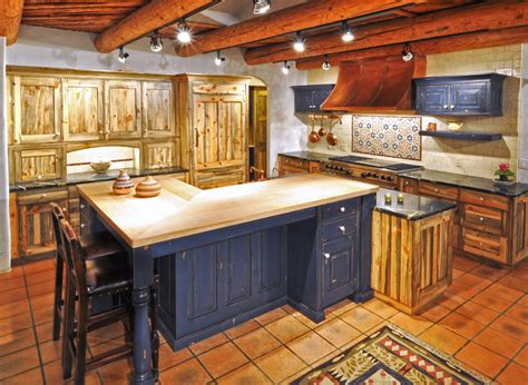 rustic pine kitchen cabinets colorado beetle kill pine kitchen rustic kitchen
