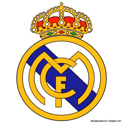 real madrid real madrid de club logo hd wallpaper gallery