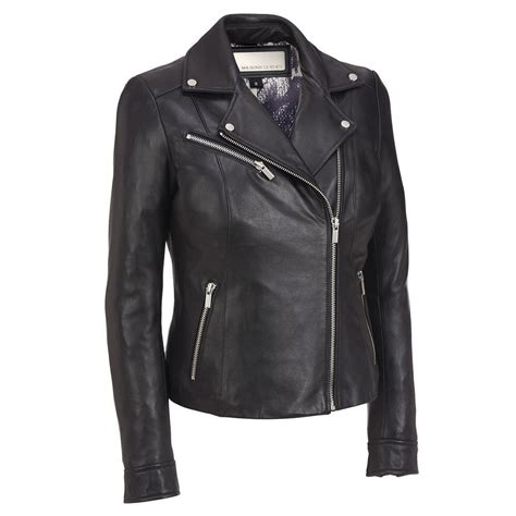 mc jacket the best womens motorcycle black leather jackets with