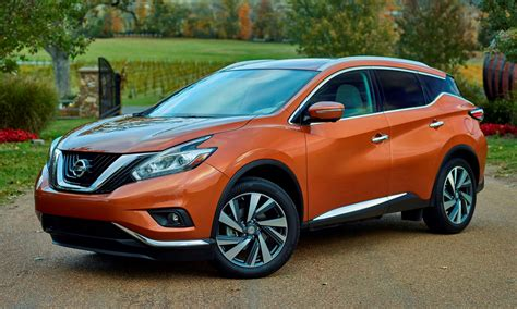 nissan murano 2015 nissan murano pricing colors and 60 new photos