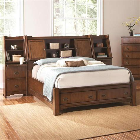 Bed Frame With Shelf Headboard Macys Beds Simple Small Bedroom Designs With Macys Beds Furniture Bed Frame With