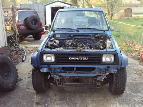 1992 daihatsu rocky tonkatracker 1992 daihatsu rockysx sport utility hard top
