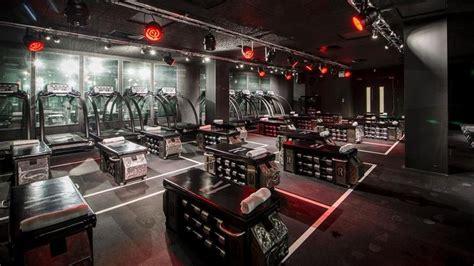 Salle De Sport Futuriste by Les 10 Salles De Sport Les Plus Select Du Monde