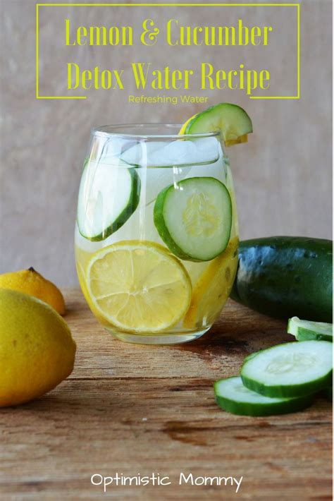 Cucumber Lemon Detox Water Recipe by 10 Images About Get Fit On Cucumber Detox