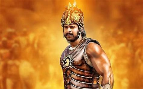 biography of movie bahubali this is why bahubali 2 actor prabhas scolded saaho