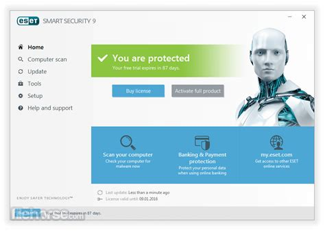 eset nod32 antivirus smart security 32 64 bit free eset smart security 32 bit v4 0 314 h33tmambo04