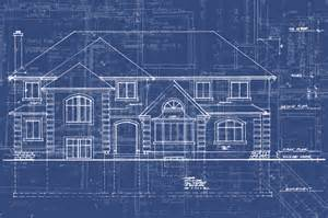 blue prints of houses keeping the stress out of a new home construction project