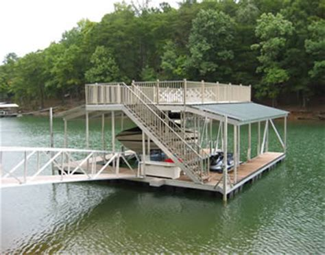 tiger boat docks west coast docks aluminum boat docks and gangways