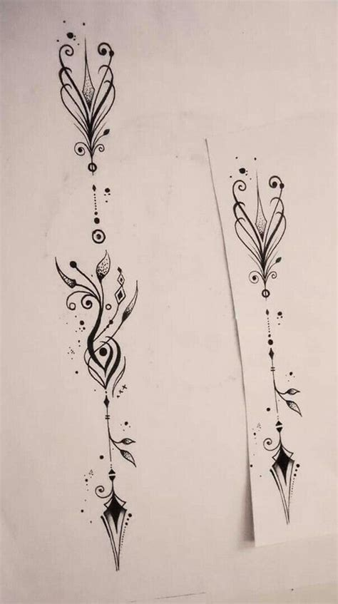 small arrow tattoo designs image result for wiccan arrow ideas tattoos