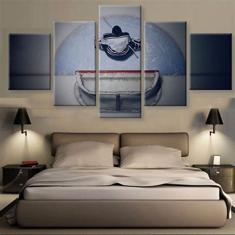 hockey bedroom decor hockey bedroom decor photos and video wylielauderhouse com