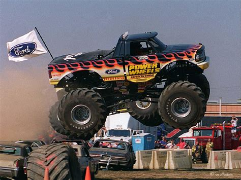 bigfoot monster truck for power wheels bigfoot monster trucks wiki fandom