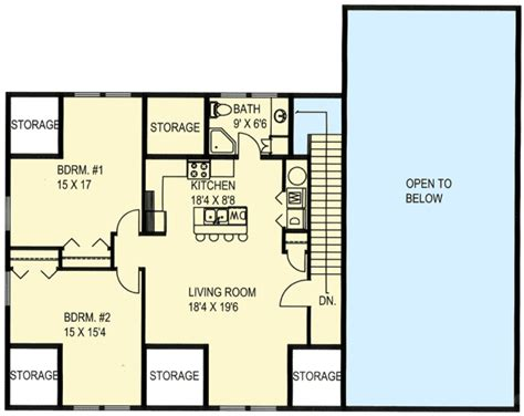 garage with apartment above floor plans plan 35489gh rv garage with apartment above rv garage