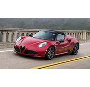 2015 Alfa Romeo 4C Spider Review  First Drive CarsGuide