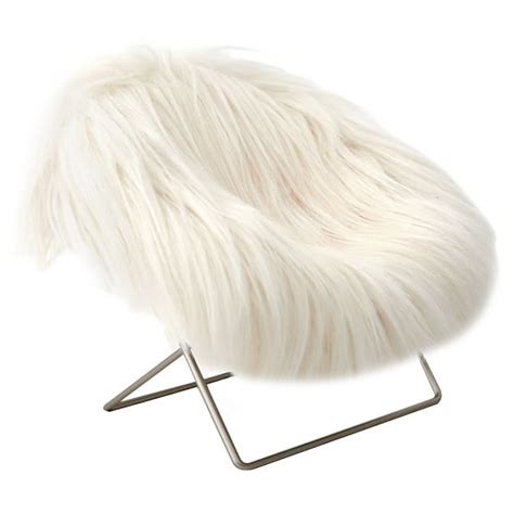 Bedding Pottery Barn Faux Fur Mini Hang A Round Phone Chair Pbteen