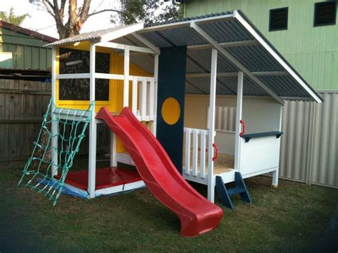 backyard equipment childcare centres and kindergartens increasingly
