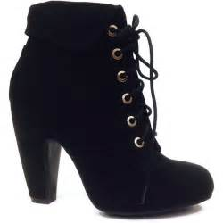 best 25 ankle boot heels ideas on lace up