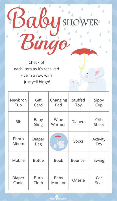 fun  festive baby shower games   enjoy