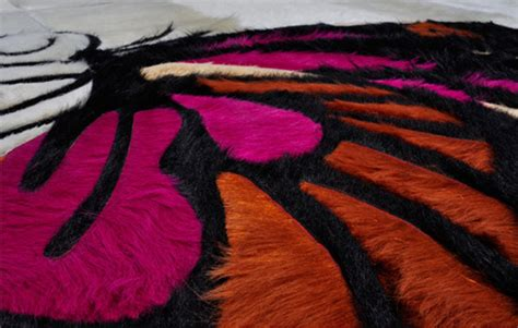 custom cowhide rugs kyle bunting custom cowhide rugs collection contemporary modern furniture