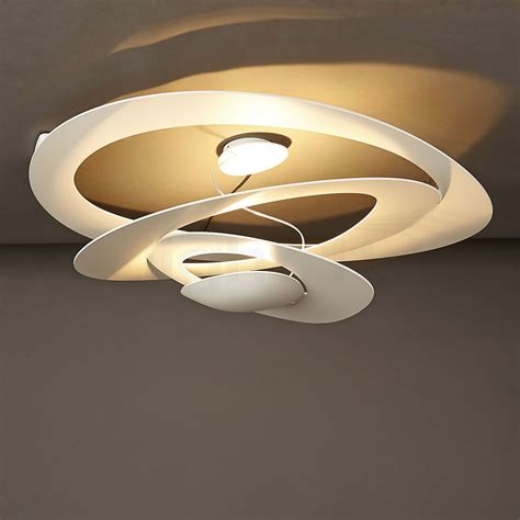 pirce soffitto artemide pirce soffitto led len