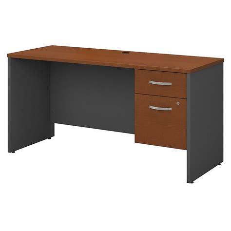 bush series c office furniture bush business furniture series c 60 quot credenza in auburn maple src072ausu