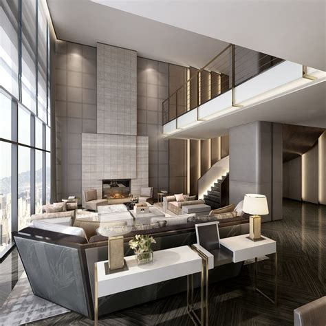 high ceiling living room modern living room miami 17 best images about luxury hotel lobby miami on