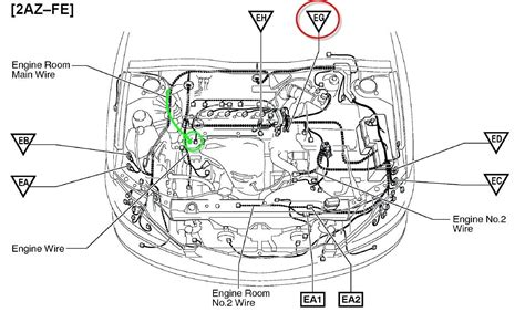 2007 Toyota Camry Electrical Wiring Diagram Auto