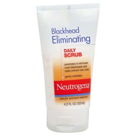 Neutrogena Rapid Clear Blackhead Eliminating Daily Scru Berkualitas neutrogena clear pore anit blackhead scrub 4 2 oz