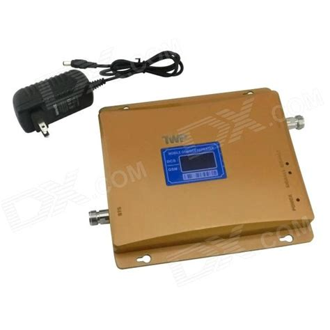 Gsm Dcs Dualband Repeater 900 1800mhz Hr980 gsm dcs 900 1800mhz dual band celular lificador de sinal mostrar repetidor de sinal de