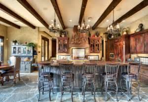 lodge kitchen indian lakes mountain lodge style rustic kitchen