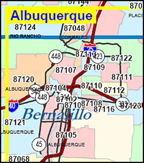 albuquerque zip code map 31 innovative zip code map albuquerque nm swimnova
