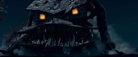 moster house sam raimi s poltergeist try to think of it as a fun