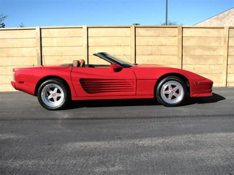 ferraris for sale on ebay testarossa replica for sale on ebay autoevolution