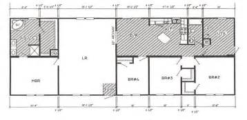4 bedroom wide modular triple wide home floor plans and galleries joy