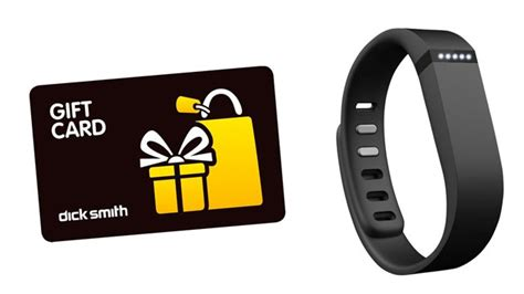 Fitbit Gift Card - great gifts for dads into fitness gizmodo australia