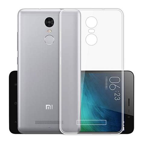 Soft Shell Acrylic With Dust For Xiaomi Redmi 4x soft protective transparent back cover for xiaomi note 3