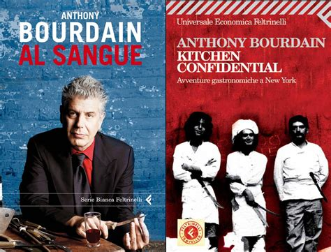 Kitchen Confidential Sa Prevodom Anthony Bourdain E Le Sue Kitchen Confidential
