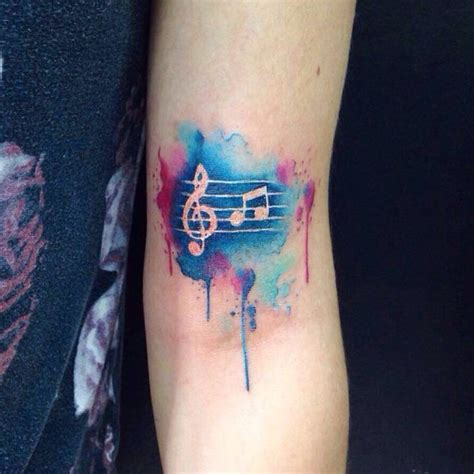 music city tattoo 25 best ideas about watercolor on