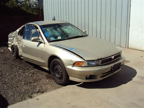 2001 Mitsubishi Galant 4 Door Sedan Es Model Mitsubishi