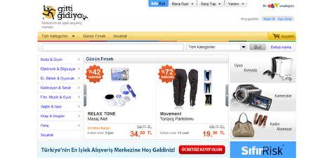 ebay turkey ebay buys majority stake in turkish site