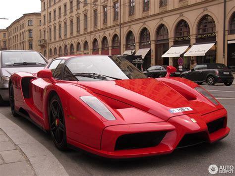 Ferrari Shop M Nchen by Ferrari Enzo Ferrari 27 April 2013 Autogespot