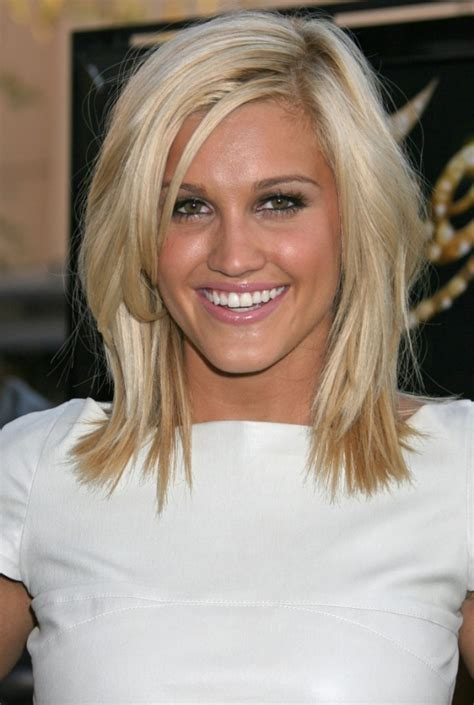 Haircuts shoulder length layered pictures to pin on pinterest